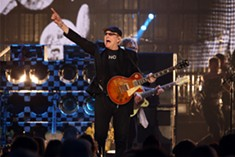 KEVIN KANE/WIREIMAGE FOR ROCK AND ROLL HALL OF FAME