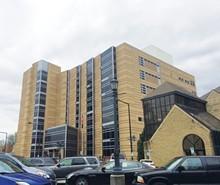 Lorain County Justice Center - ERIC SANDY