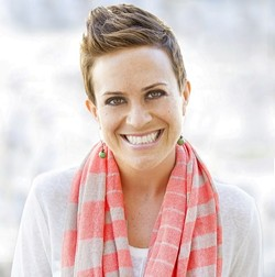 L.A. Clippers Nutrtioinist, Meg Mangano