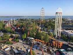 PHOTO COURTESY CEDAR POINT