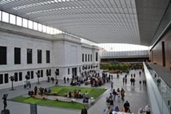 Inside the Cleveland Museum of Art - VIA CMA