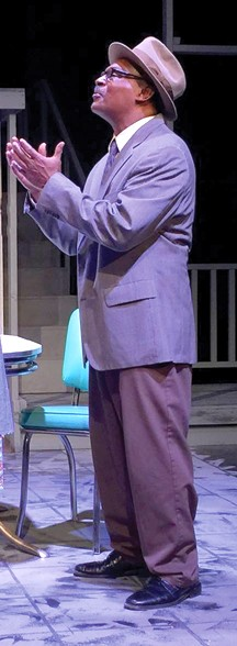 Greg White - PHOTO COURTESY OF ENSEMBLE THEATRE