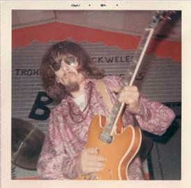 Guitar hero Glenn Schwartz. - VERONICA COLLINS