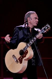 Neil Diamond The  Year Anniversary World Tour May