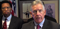 Cuyahoga County Prosecutor Timothy McGinty on Dec. 28, 2015 - WEWS STILL