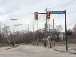 Kinsman and East 75th - ERIC SANDY / SCENE