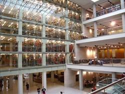 Thompson Library at OSU - WIKIMEDIA