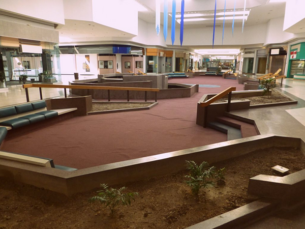 The abandoned Euclid Square Mall may soon be razed. - NICHOLAS ECKHART PHOTO