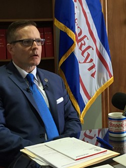 City Council President Kevin Kelley - SAM ALLARD / SCENE