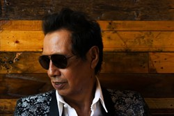 Alejandro Escovedo - NANCY RANKIN ESCOVEDO