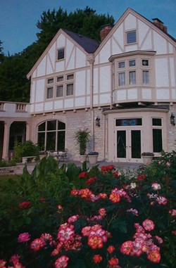 Ohio Governor's Residence and Heritage Garden - WIKIPEDIA