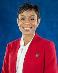 Shontel Brown - CUYAHOGA COUNTY COUNCIL