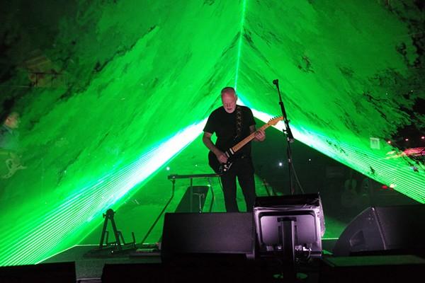 David Gilmour - POLLY SAMSON