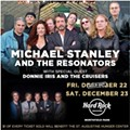 Michael Stanley & The Resonators with special guest Donnie Iris & The Cruisers