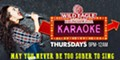 Karaoke at Wild Eagle Saloon