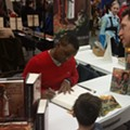 Donald I. Templeman Book Signing @Wizard World Comicon