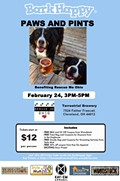 BarkHappy Paws & Pints to Benefit Rescue Me Ohio