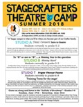 Stagecrafters Summer Camp