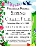 Brunswick Kiwanis Club Spring Craft Show