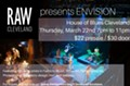 RAW Cleveland presents ENVISION