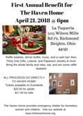 Benefit for Haven Home