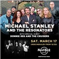 Michael Stanley and the Resonators with Donnie Iris and the Cruisers
