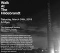 Walk the Hildebrandt- Open House and Art Exhibit