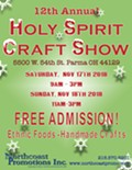 Holy Spirit Handmade Arts & Crafts Fair