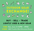 Outdoor Gear Exchange @ Cleveland Rocks