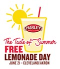 The Taste of Summer - Free Lemonade Giveaway at Charleys Philly Steaks