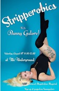 Stripperobics with Bunny Galore!