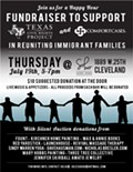 Fundraiser to support immigrant families