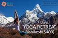 Yoga Retreat in Rishikesh