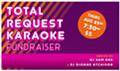 Total Request Karaoke Fundraiser