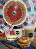 AkronOhioMoms.com Free McDonald's Breakfast & Coffee Tasting and Giant Prize Wheel