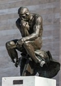 2018 Keithley Symposium: Inspired by Rodin's The Thinker