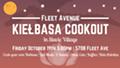 Fleet Avenue Kielbasa Cookout