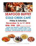 All You Can Eat Seafood Buffet