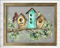 Rebeca Flott Arts Scrren Art Painting -Home is Where You Make It