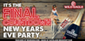 New Year's Eve at Wild Eagle Steak and Saloon