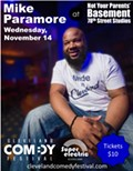 Mike Paramore presented by Cleveland Comedy Festival