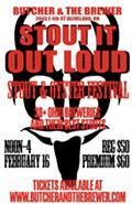 Stout It Out Loud