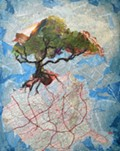Trees I've Known and A Few Shrubs – Exhibit Opening Oct. 21