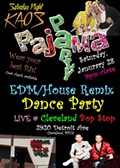 Saturday Night Kaos Pajama Dance Party