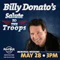 Billy Donato's Salute to the Troops