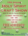11th Annual Holy Spirit Craft Fair