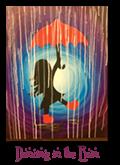 """Paint-n-Pop! August-""""Dancing in the Rain"""""""
