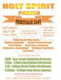 Holy Spirit Parish Heritage Day