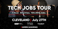 Tech Jobs Tour Cleveland   Career Fair, Tech Demos + Mentoring