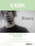 K kurii live at Wilburt's at 6:30 !!